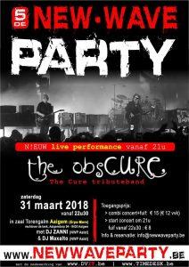 New Wave Party Aaigem (Belgium)