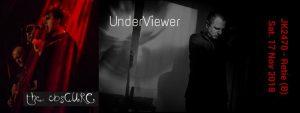 UnderViewer + the obsCURE, Retie (B) @ JK2470 | Retie | Vlaanderen | Belgium