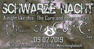 Schwarze Nacht im Kultube @ Kultube | Mönchengladbach | Nordrhein-Westfalen | Germany